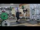 Новокрещенов Тимофей 11 лет Толчок 36 кг Есть личный рекорд