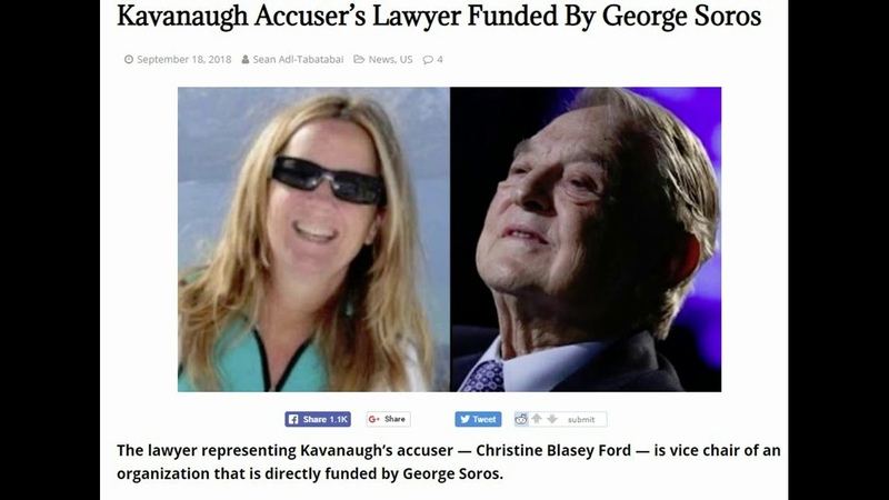 X ANON ... FORD'S LAWYER LINKED TO SOROS