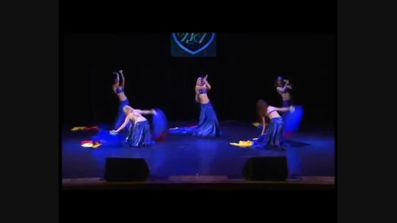 Silk Madness - Katerina Joumana and Joumana Dance Show (1)