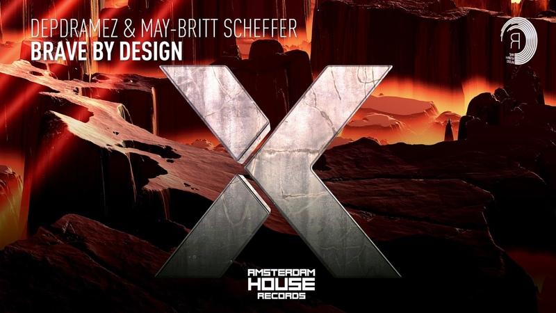 Depdramez May-Britt Scheffer - Brave By Design (Amsterdam House)