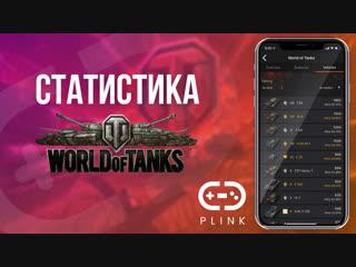 Статистика по World of Tanks