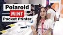 Обзор Polaroid Mint Pocket Printer Карманный фотопринтер за 130$