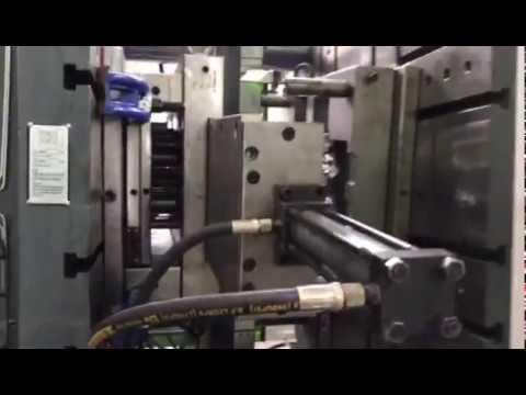 Термопластавтомат для ПВХ Усилие смыкания 500 тонн