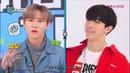MONSTA X trying to rap Jooheon's part Amigo TV 4 engsub
