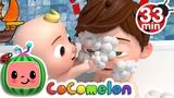 Bath Song +More Nursery Rhymes &amp Kids Songs - CoCoMelon