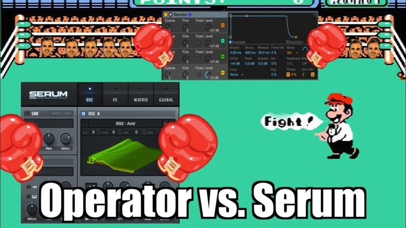 Why Ableton's Operator is Better than Serum (for FM) | Sound Design Tutorial