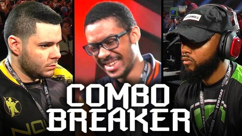 MK11: Combo Breaker - Full TOP24 Tournament! (ft SonicFox, Dragon, Scar, Semij, Grr etc)