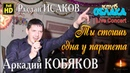 Full HD/ Live Concert/ Аркадий КОБЯКОВ - Ты стоишь одна у парапета/ Апрелевка, 10.01.2015