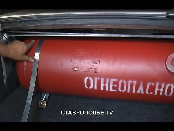 Метан теснит бензин. Водители переходят на газ