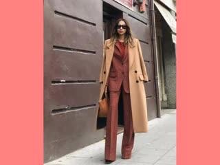 С чем носить длинное пальто 2019: СТИЛЬНЫЕ ВЕСЕННИЕ ОБРАЗЫ.