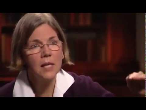Elizabeth Warren Explains The Effect That Deregulation Has Had On Our Financial System and Economy