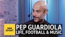 Pep Guardiola: The six songs that define my life, love, football and family - BBC Sport