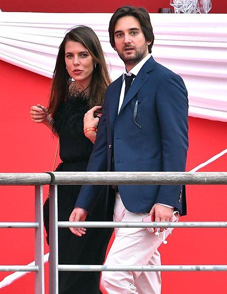 Шарлотта Казираги и Димитрий Рассам официально опровергли слухи о расставании