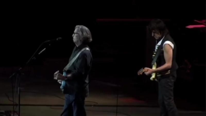 Moon River - Clapton Beck