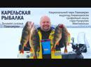 Карельская рыбалка. Зимняя сказка Паанаярви