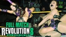 FULL MATCH — Killer Kelly vs. Valkyrie: GWF Women's Wrestling Revolution 8