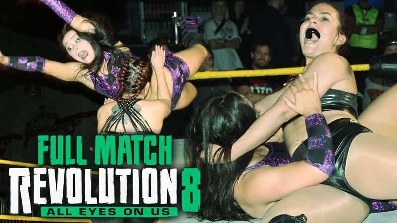 FULL MATCH Killer Kelly vs Valkyrie GWF Women's Wrestling Revolution 8