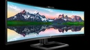 Computer News 2019 01 10 04 New Philips 49 SuperWide Dual Quad HD Curved Monitor Debuts at CES 2019