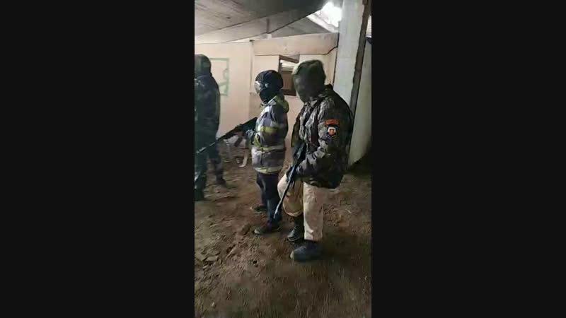 13СБ полигон тренировка кадетов