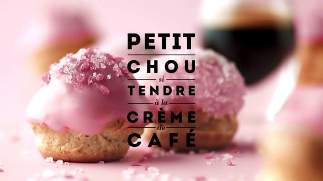 ROSE by Carte Noire Mes petits choux rose café cafe food