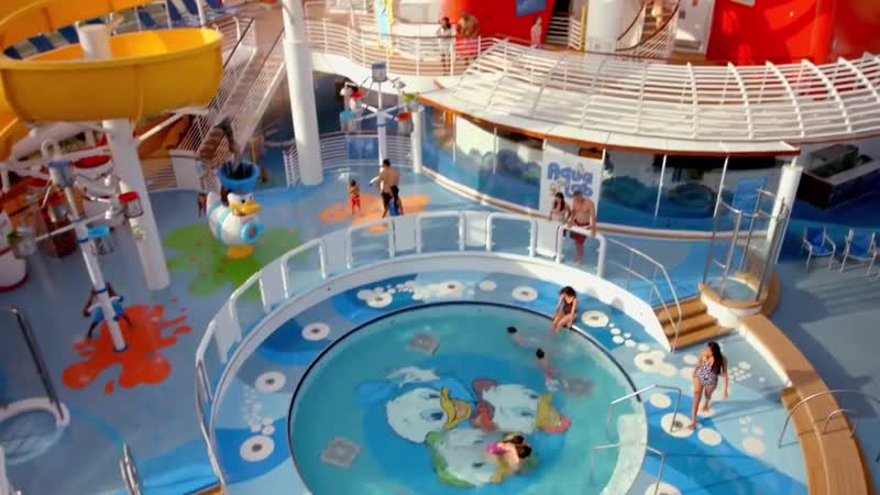 New Fun for Kids, Adults Families on the Disney Wonder