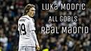 Luka Modric all goals in Real Madrid | 'La Liga' edition | 2012/2018