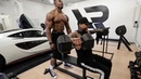 FULL BEAST SHOULDERS ROUTINE WITH JEFF LOGAN