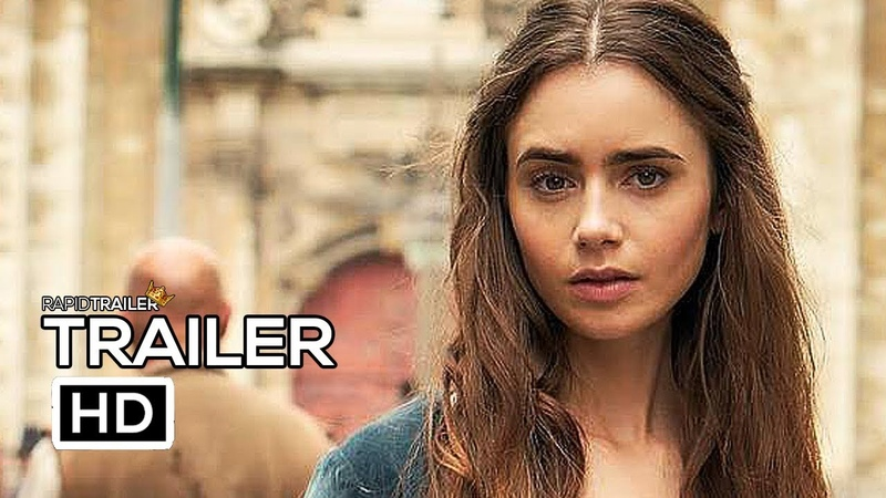 LES MISERABLES Official Trailer 2018 Lily Collins Olivia Colman Series HD
