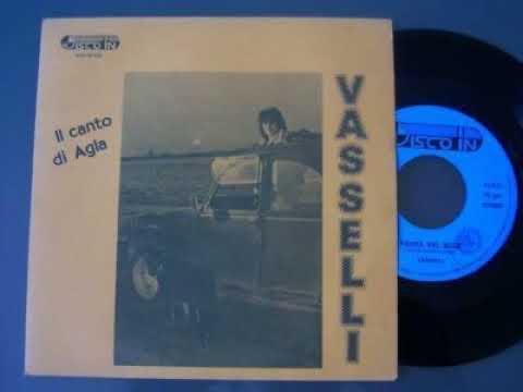 Vasselli - Il Canto Di Agla 1984