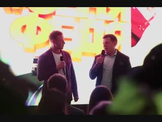 Видеоотчет с презентации нового сериала на СТС