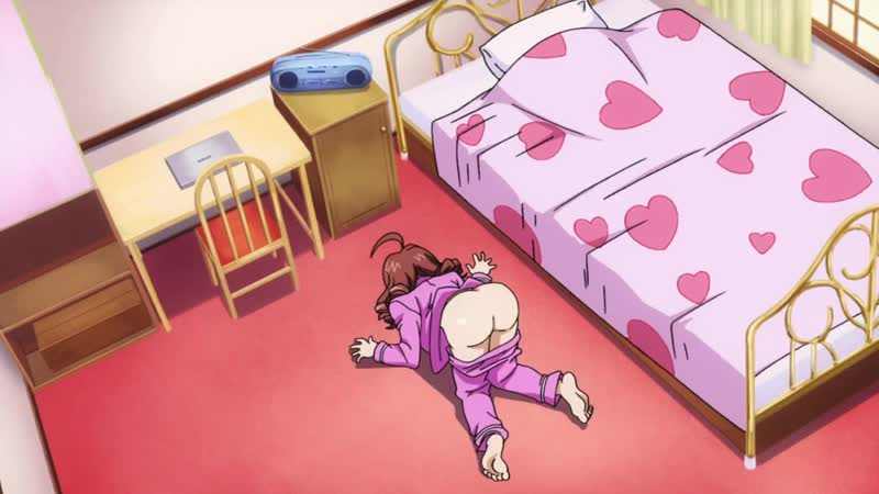 Безумные байки девичьей общаги! Gokujo. Gokurakuin Joshikou Ryou Monogatari! - 5 серия (Озвучка) [MiraiDuB]
