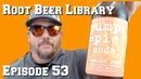 Maine Root Pumpkin Pie Soda - on Root Beer Library