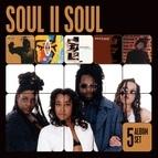 soul II soul альбом 5 Album Set
