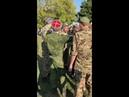 Срывание погон ряженного атамана-генерала. Сегодня на фестивале в Коломенском Казачья станица Москва