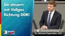 Sie steuern mit Vollgas Richtung DDR! - Dr. Michael Espendiller - AfD-Fraktion im Bundestag