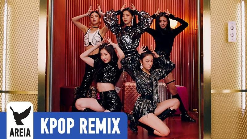 [KPOP REMIX] ITZY - Dalla Dalla   Areia Kpop Remix 334