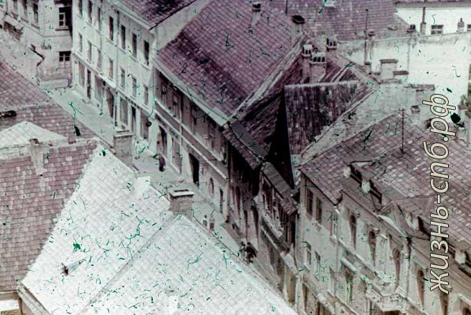 Литовская ССР. г. Вильнюс. Старый город