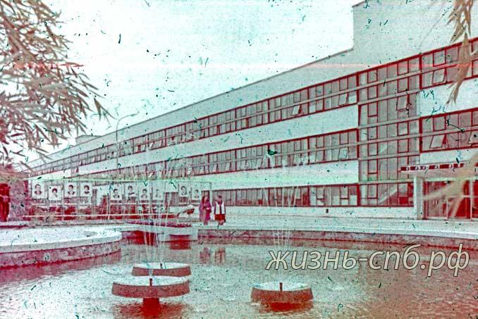 Литовская ССР. г. Каунас. Завод искусственного волокна.