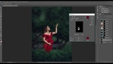 How to change clothing colors in Photoshop