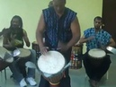 TRA BI LIZIE African Djembe Drumming 5 FEATURING BOLO BOLO BLAUWEH
