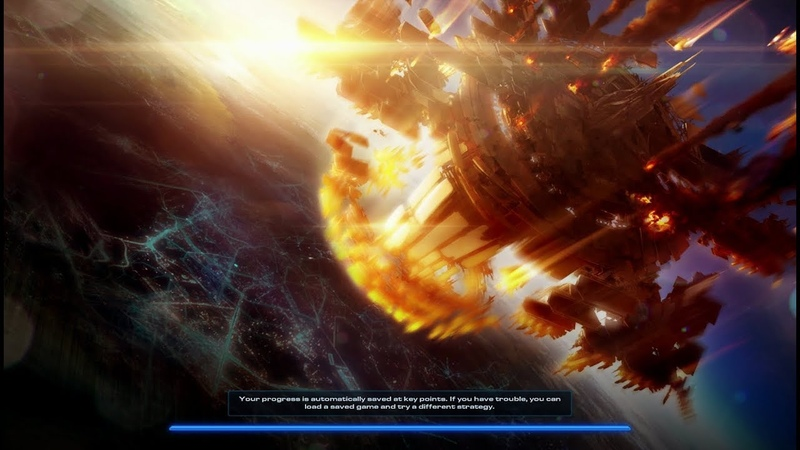 StarCraft 2: Legacy of The Void - Sky Shield (Level 10)