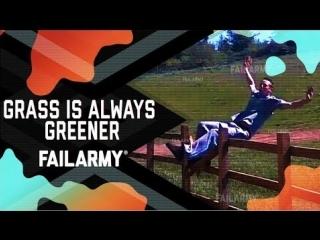Grass Is Always Greener: Get Off My Lawn! (July 2018) | FailArmy