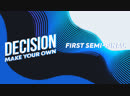 Decision Song Contest - 5 | Recap All Songs | Semi - Final 1