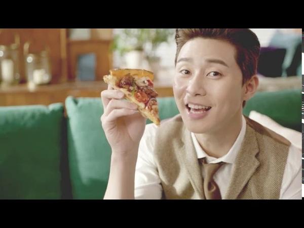 Домино Пицца Двойная корочка Иберико Пицца TVC Создание видео