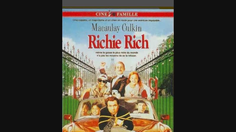 Богатенький Ричи Richie Rich 1994 MVO ОРТ BDRip 1080
