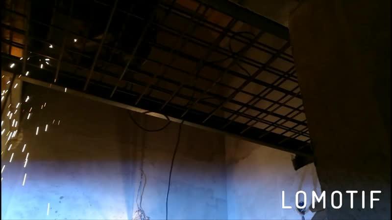 Изготовление армированной металлической площадки под заливку.КОМПЛЕКС ГРУПП.тел:89174601999