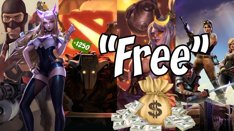 Free to Play Games are EXPENSIVE