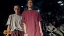 Irina Dam'en vs Ben Wichert Miracle | 1/4 Hip Hop 2X2 WHAT THE FLOCK 6