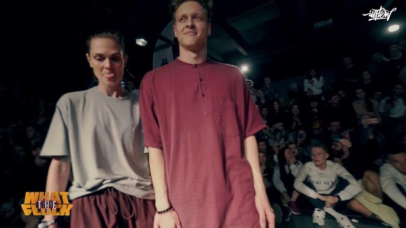 Irina S.N.CH. Dam'en vs Ben Wichert Miracle | 1/4 Hip Hop 2X2 WHAT THE FLOCK 6