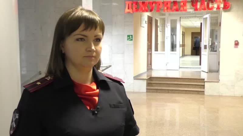 В Ханты Мансийске полицейские задержали водителя совершившего наезд на женщину с малолетним ребенком